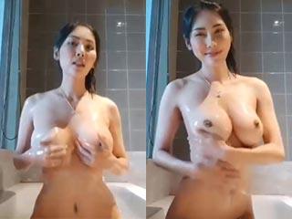สาวไทยนมสวย