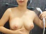 หลุดสาวสวยขั้นเทพ อาบน้ำโชว์กล้องเห็นทุกสัดส่วน