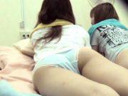 สาวนักเรียนxxxญี่ปุ่น เงี่ยนจัดเปิดหอยถ่ายโชว์