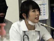 นางพยาบาลสาวสวยเย็ดทั้งที่ทำงานจนเลิกงาน
