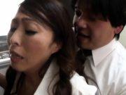 หนังโป๊เกาหลีเย็ดกันคาบ้านต่อหน้าลูกสาว