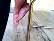 เท้าสวยๆทำให้เกิดอารมณ์ได้น้ะจ้ะ